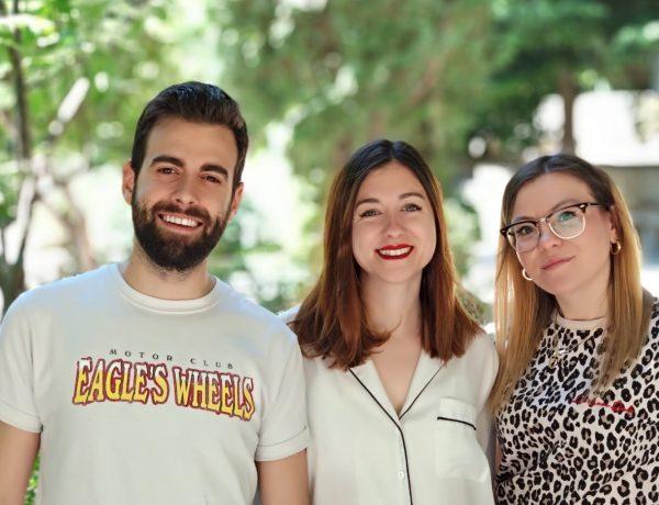 Clara Benayas, Nueva directora , planificación estratégica , La Despensa, Jonay Fariña, Clara Benayas , Sofía López, programapublicidad,