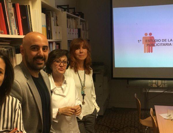 Concha Wert, , club de creativos, Adrián Mediavilla, presidente , APG, Beatriz Abad, directora , planificación , Wink TTD, Uschi Henkes, presidenta , programapublicidad,