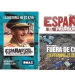 DMAX lanza campaña exterior en 20 ciudades para estreno 'ESPAÑA ,DESPUÉS DE LA GUERRA'