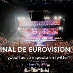 Eurovisión tuvo 212 millones de impresiones; 1.1 millones de tuits, según Kantar