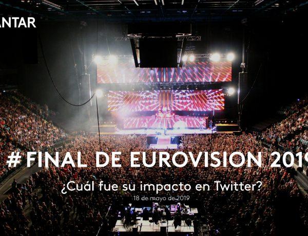 # FINAL DE EUROVISION 2019, kantar, twitter, programapublicidad,