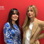 Fornaciari , Digital Strategy y María José González, Client Service, a Havas Media Madrid