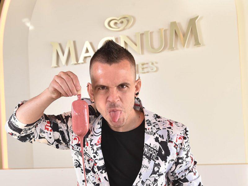 Magnum, presenta , Dabiz Muñoz , campaña , atrevida , Festival , Cannes, programapublicidad,