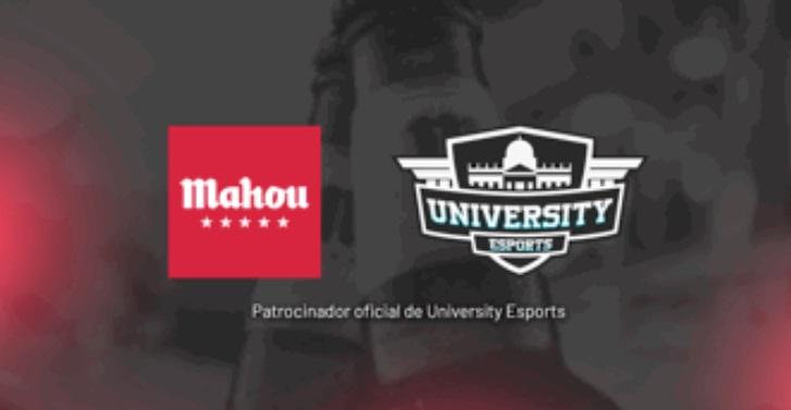Mahou Cinco Estrellas , eSports ,patrocinio ,liga University Esports, programapublicidad,