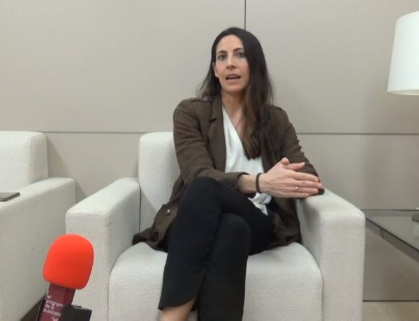 María Luisa de la Peña, responsable de Marketing Corporativo y Marca de Naturgy , programapublicidad,