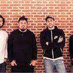 Nando Vega Olmos, Jorge Fesser, Bitan Franco y Sito Morillo unidos en Mono