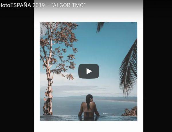 SCPF,PHotoESPAÑA 2019, ALGORITMO, programapublicidad,