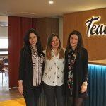 Teads refuerza su equipo con tres nuevos fichajes, Silvia Jiménez, Elena Bautista y Rocío Llopis