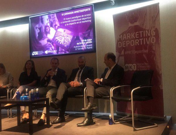 VI Jornada de Marketing Deportivo, samsung, mediapro, programapublicidad, muy grande