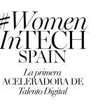 #WomenInTechSpain, ejecutivas digitales que buscan acabar con la brecha digital.