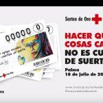 Cruz Roja da un giro al concepto de la suerte con Grow