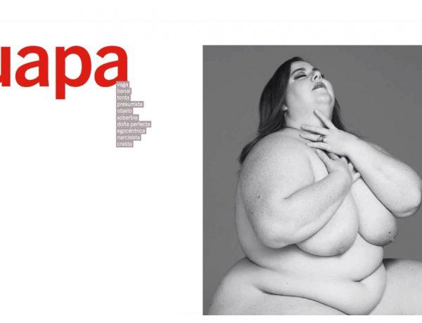 guapa, gorda, Publicidad , sin estereotipos sexistas, #over, cdec 2019, programapublicidad,