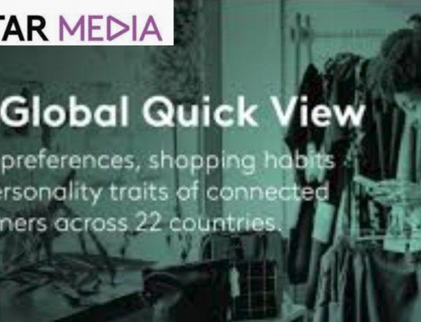 kantar media, tgi global, quick , view, programapublicidad,