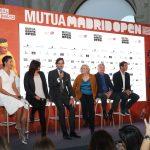El Museo del Prado acogió la presentación del Mutua Madrid Open