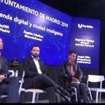Reducir la brecha digital, y programas electorales más contractuales ,compromiso político para Madrid