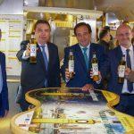 Aceites de Oliva de España y Renfe presentan un AVE con Aceites de Oliva