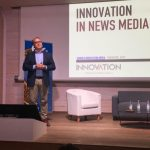 """Juan Señor: #elsol2019: """"la publicidad no salvará al periodismo, sí los lectores de pago""""."""