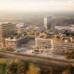 WPP creará un nuevo campus global para sus marcas en  Düsseldorf.