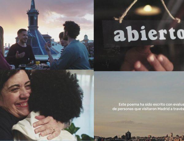 DDB, crea , poema , Airbnb , nueva campaña, Madrid, programapublicidad,