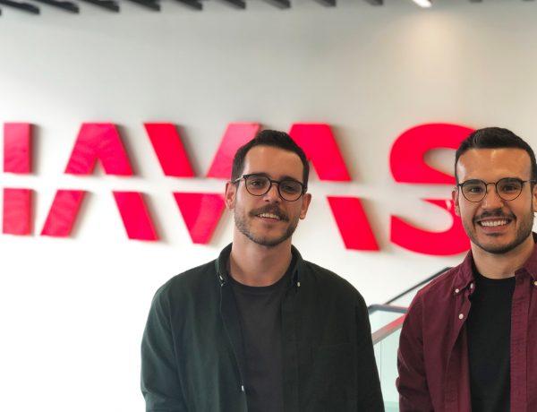 Daniel Oteiza , Director de Arte , Marc Losillas , Social Media Manager ,Havas, Havas Group., programapublicidad,