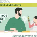 """Deoleo promueve la sostenibilidad del olivar español con """"salvemos el buen aceite""""."""