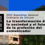 Dircom, presenta en su XXVI Asamblea su Anuario de la Comunicación, con Isabel Celaá,