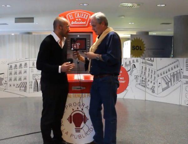 Entrevista , Ismael Pascual, El Sol 2013, El Programa de la Publicidad, Jesús Díaz, coca cola, spain, jesus diaz, micro, programapublicidad,