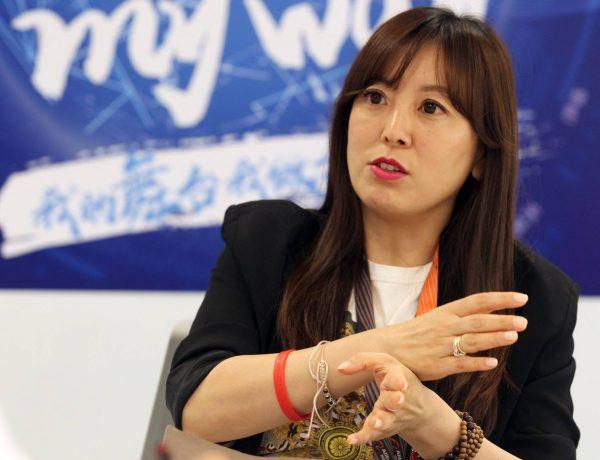Estela He, directora general de Aliexpress en España, cinco dias, programapublicidad,