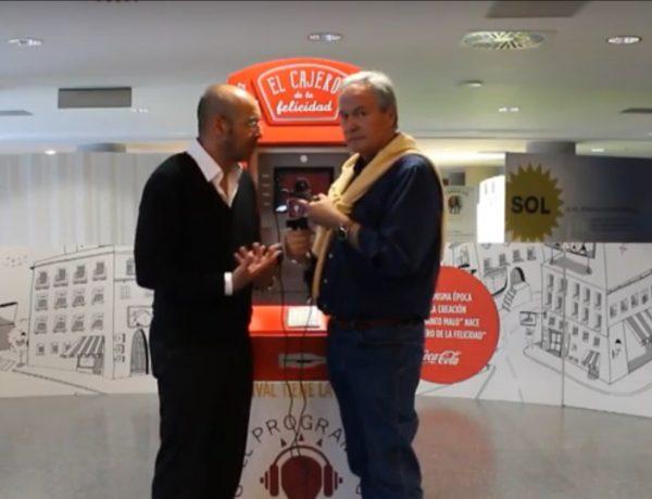 Ismael Pascual, El Sol 2013, El Programa de la Publicidad, Jesús Díaz, coca cola, spain, jesus diaz, micro, programapublicidad,