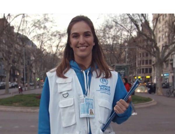 Llámame loco,chica, campaña ,VCCP Spain ,ACNUR ,España., programapublicidad,
