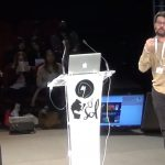Margaux Revol y Nicholas Hulley en #elsol2019:'NORMALITY, can be REVOLUTIONARY'