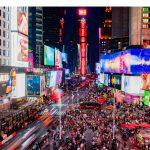 Samsung instala nuevas pantallas LED en el corazón de Times Square en Nueva York