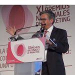 Santiago Alfonso Rodríguez, Mejor Profesional de Marketing, Cosentino,»Cuidemos el planeta'.