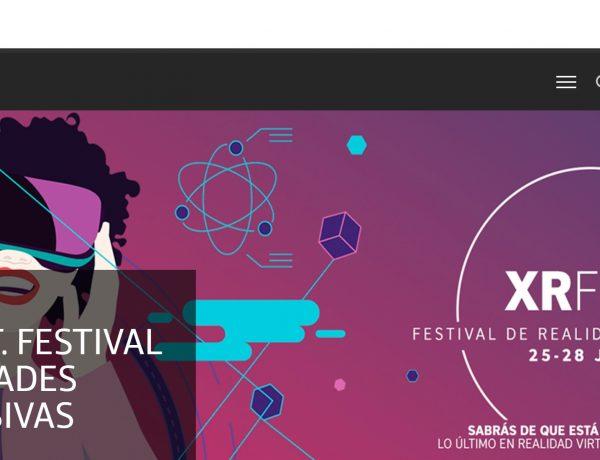 XR Fest, primer festival ,realidades inmersivas, Telefonica, fundacion, programapublicidad,