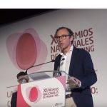 Enrique Arribas, Banco Santander, nuevo Presidente de la MKT, 'Aquí cabemos todos'.