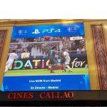 Callao, epicentro de Exterior en final de la UEFA Champions League