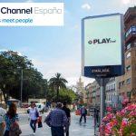 Clear Channel incrementa su Oferta Comercial Digital Nacional en Málaga