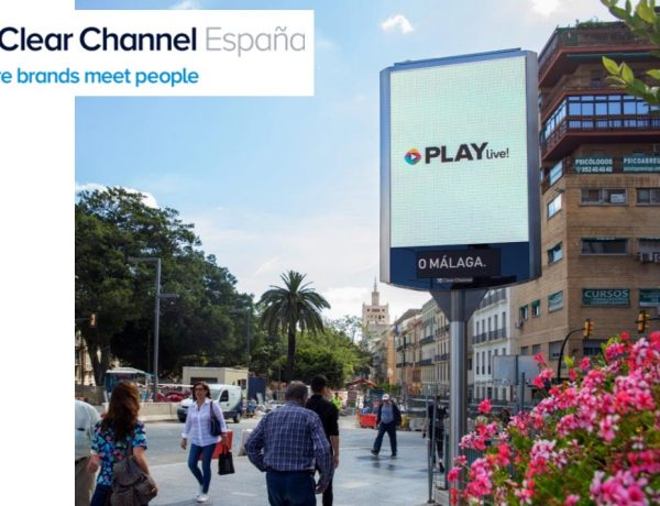 clear channel españa, people, exterior, outdoor, OOH, programapublicidad,