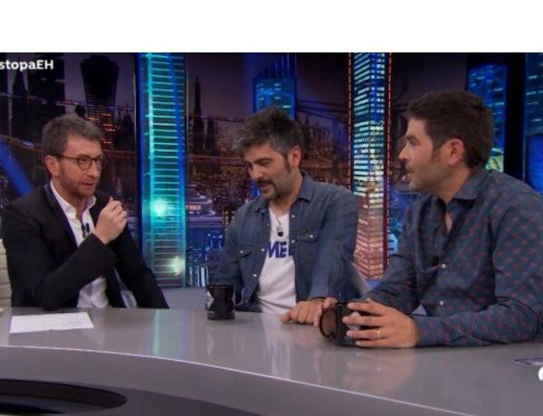 estopa, hormiguero, a3, 3 junio, 2019,eurovision, programapublicidad,