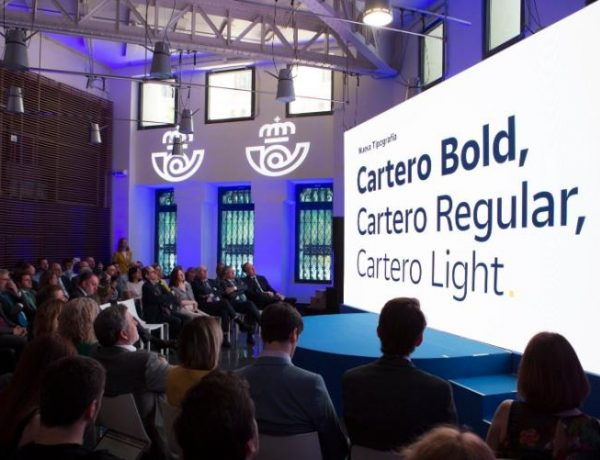 presentacion cartero, correos, bold, regular, light, Correos, programapublicidad,