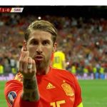 La Eurocopa (España – Suecia) La1 lideró el lunes con 3,8 millones y 24,5%.