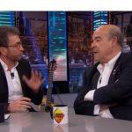 El Hormiguero, A3, Antonio Resines, lideró el lunes con 2,7 millones y 16,3%.