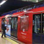 El Metro vital para las marcas durante la Champions League