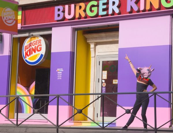 Burger Kin, España, estrena , mundo , UNICORNIOS., programapublicidad