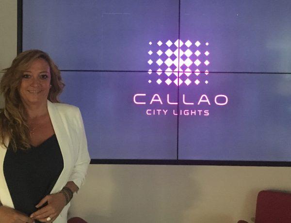 Callao City Lights , refuerza, equipo comercial , incorporación , Mayte Saz, programapublicidad,