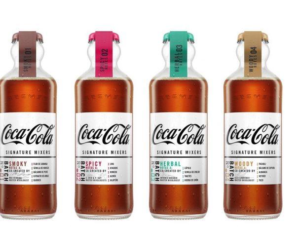 Coca-cola ,enriquece ,marca , nuevos , combinados, Coca-Cola ,signature mixers, programapublicidad,