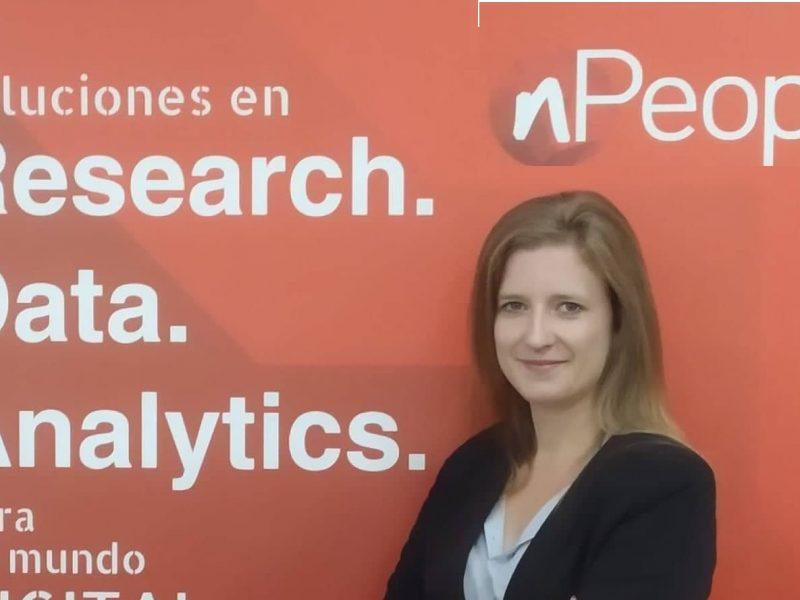 Emilia Polewka, oficial, directora ,desarrollo ,negocio , consultora , nPeople, programapublicidad,