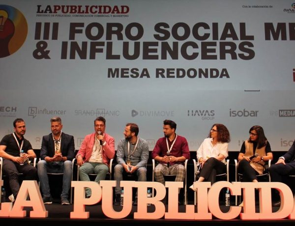 III foro , social media, programapublicidad,