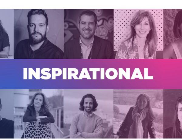 INSPIRATIONAL 2020, GRUPO , TRABAJO, programapublicidad,