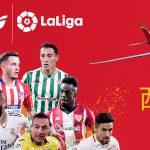 Iberia patrocinador oficial de LaLiga en China